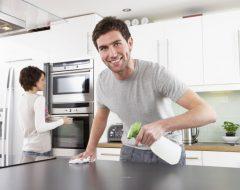 Как поддерживать чистоту в доме